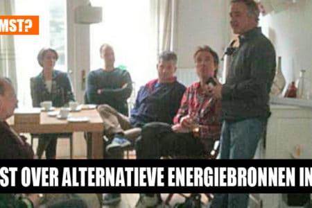 Bijeenkomst groene energie