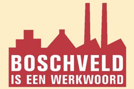 logo Boschveld is een werkwoord